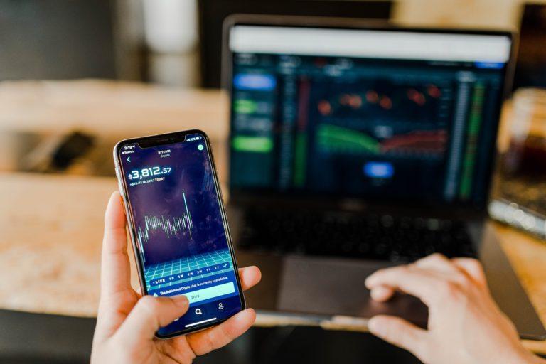 Buying Bitcoin on phone