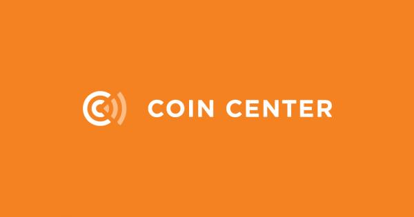 image of Coin center logo