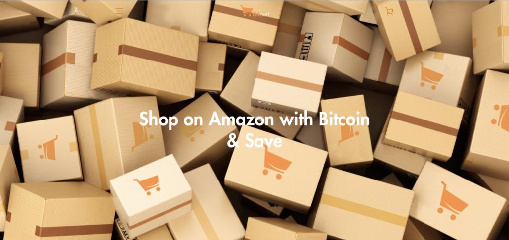 Bitcart homepage