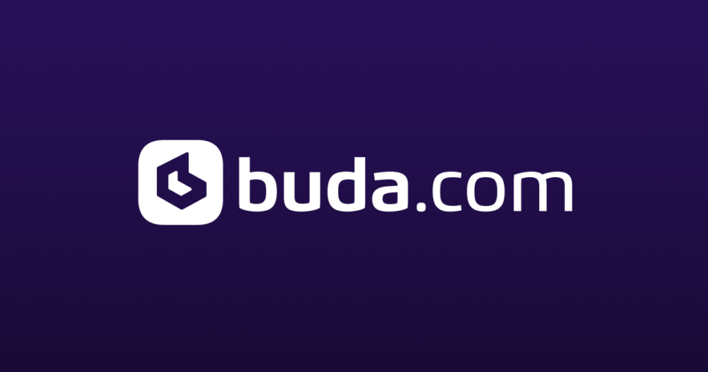 Image of Buda Bitcoin Exchange logo