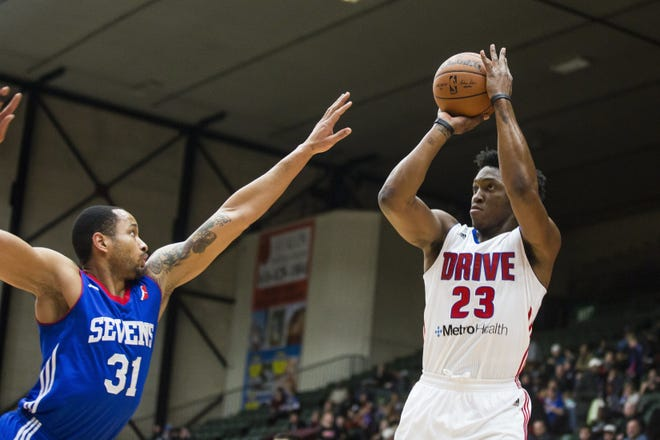 Image of Grand Rapids Drive player